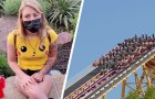 They wouldn't let a child into a themepark because her mother's