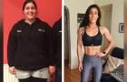 Sie verliert in der Quarantäne 60 kg und beschließt zu kündigen, um Personal Trainer zu werden