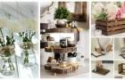 Libérez votre créativité avec de nombreux projets pour meubler dans un style rustique