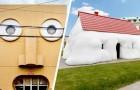 15 prédios tão absurdos que foram construídos desafiando toda a lógica conhecida