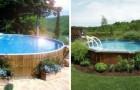 Piscine hors sol : découvrez comment les rendre aussi belles que les piscines enterrées