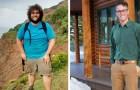 Storie di coraggio: 15 persone che hanno perso peso dimostrandoci che con la forza di volontà tutto è possibile