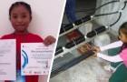 A los 8 años inventa un calentador de agua solar para todas las familias pobres que no pueden comprar un calefactor