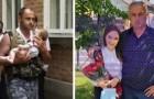 Hij redde een 6 maanden oud meisje van een terroristische aanslag: na 20 jaar is hij aanwezig wanneer ze afstudeert