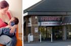 Restaurangen ber henne amma sitt barn på handikapptoaletten - kvinnan blir vansinning