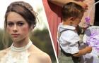 La mariée exclut sa sœur du mariage parce que son neveu s'est mal comporté