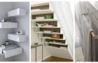 Mobili compatti e multifunzione: le idee migliori per arredare le case di piccole dimensioni
