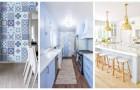 Cucine di colore celeste e azzurro: lasciati ispirare da queste idee di design