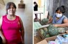 Diese Frau hat ihr Esszimmer in eine Tafel für die armen Kinder ihrer Stadt verwandelt