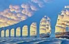 Un solo dipinto, due scene diverse: 15 illusioni ottiche in cui realtà e fantasia si fondono