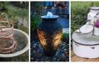 Fontane fai-da-te: le idee migliori per creare un angolo da sogno nel tuo giardino