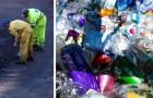Alcuni paesi hanno costruito strade utilizzando plastica riciclata: è più resistente dell'asfalto