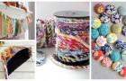 Non sai che fare degli scampoli di stoffa? Trasformali in tanti lavoretti creativi, facili e colorati