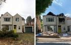 Bouwer sloopt huis van £500.000 terwijl eigenaar op vakantie is
