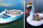 10 Schlauchboote, mit denen es unmöglich ist, auf See unbemerkt zu bleiben