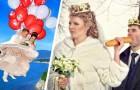 Photos de mariage : 21 photos à la limite de la réalité que les petits-enfants regarderont un jour avec perplexité