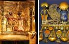Tutankhamon: sapevi che la sua tomba nascondeva altri 5.000 tesori oltre alla maschera d'oro?