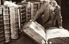 L'enigma dei libri giganti al Castello di Praga: una foto reale o dalle origini