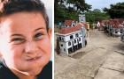 Ils abîment un village miniature : les parents les obligent à faire du bénévolat dans le parc comme punition