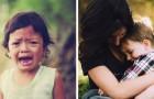 5 tecken på att barn behöver mer tillgivenhet och uppmärksamhet