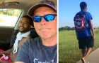 He walks 17 miles a day to go to work: a stranger offers him a ride and changes his life