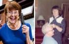 Esta peluquera de 91 años todavía le corta los cabellos a sus clientas y no tiene la intención de jubilarse