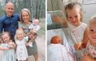 Paar met dwerggroei heeft drie kinderen, een van hen is geboren met een