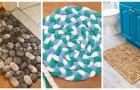 Tapis de salle de bain DIY : les meilleurs projets pour en réaliser de beaux et pratiques