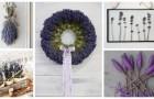 Fleurs de lavande : découvrez comment les utiliser pour parfumer la maison et créer des décorations charmantes