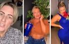 Mujer de 40 años criticada porque se viste demasiado juvenil: