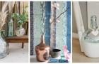 Damigiane di vetro: aggiungile all'arredo di casa e arricchiscila di dettagli semplici ed eleganti