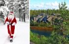 Babbo Natale nella morsa del caldo: temperature record in Lapponia, sfiorati i 34°C