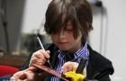 Ein Wunderkind: Mit nur 11 Jahren machte er seinen Abschluss in Physik, mit Auszeichnung