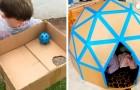 16 Ideen zur Unterhaltung von Kindern, die weniger als einen Pfennig kosten
