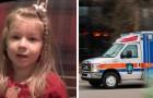 Esta menina de 5 anos chamou uma ambulância para salvar seu pai, mantendo uma calma invejável