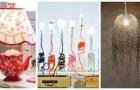 Lampes et lustres créatifs : découvrez comment en créer en recyclant des objets de récup