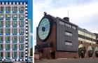 17 voorbeelden van bizarre gebouwen waar je wel naar moet kijken