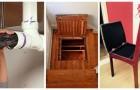 Créez des cachettes à la maison pour tout ce que vous voulez stocker ou mettre en sûreté