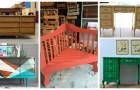 Vous ne savez pas quoi faire d'un meuble vieux et poussiéreux ? Transformez-le en quelque chose de nouveau et d'utile