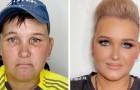 15 donne che si sono rivolte ad una truccatrice e sono state trasformate in