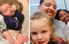 Nicht-weißes Paar adoptiert trotz der unterschiedlichen Hautfarbe ein von ihrer Mutter verlassenes Mädchen
