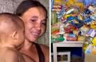 """""""Ich komme nicht über die Runden!"""": Vierfache Mutter startet einen verzweifelten Appell und erhält viele Spenden"""