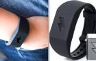 Amazon vende un braccialetto che ti dà una scossa ogni volta che spendi troppo o mangi cibo spazzatura