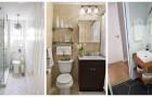 Meublez avec goût même les salles de bain les plus petites : trouvez la bonne inspiration