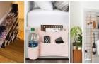 Organisez et mettez de l'ordre dans votre maison avec ces idées pratiques et efficaces