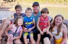 Diese 3 kleinen Brüder wurden von einem alleinerziehenden Vater adoptiert, nachdem sie bei 16 verschiedenen Familien gelebt hatten