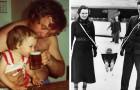 18 Eltern von damals, die sich auf eine Weise um ihre Kinder kümmerten, die heute jeden erschaudern lassen würde
