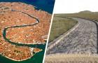 Venezia, scoperta una strada romana sui fondali della laguna: è più antica della città stessa