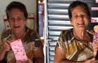 Enkelin schenkt ihrer Großmutter zum 76. Geburtstag eine Barbie, womit sie deren Kindheitstraum erfüllt