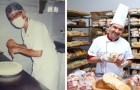 As a child he had no money to buy bread: today he is the owner of a very successful bakery
